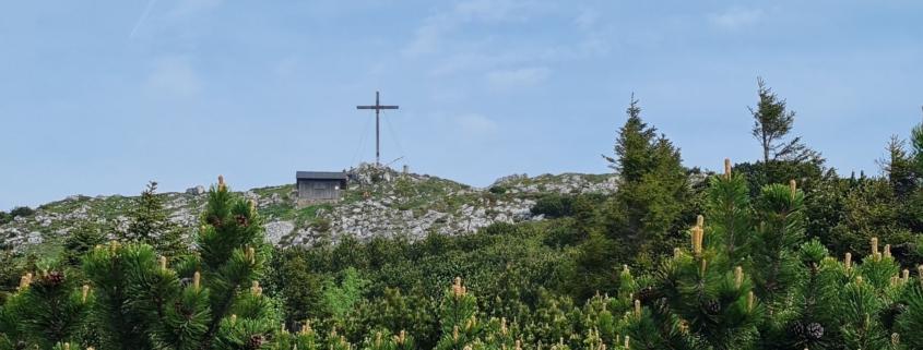 Gipfel der Benediktenwand