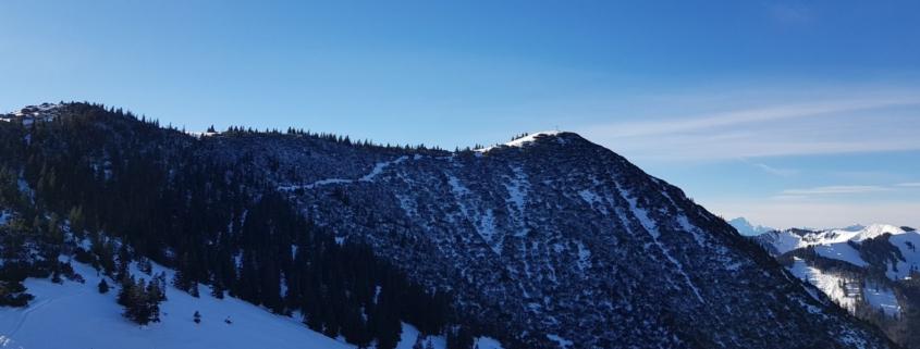 Gipfel Hirschberg