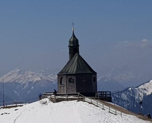 Wanderung Wallberg: Wallbergkapelle