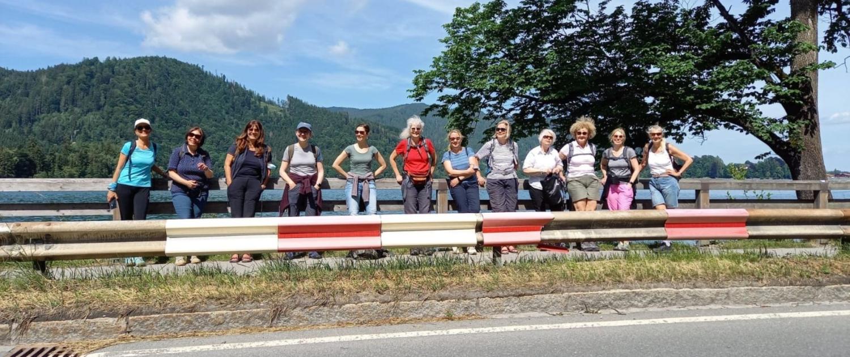 """Wanderung um den Schliersee -""""fim goes mountain"""", Regionalgruppe München"""